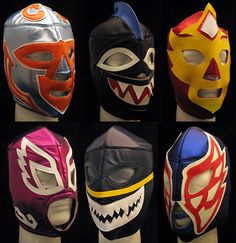 """Mexican wrestling masks definitely fit in the """"lack of style"""" category, but I still kind of want one"""