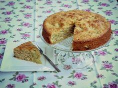 Katrins favoriete recepten: Rabarbercake