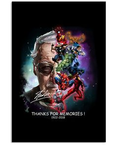 We believe it is not necessary to continue all of Stan Lee& achievements . - We believe there is no need to list all of Stan Lee& achievements – - Marvel Avengers, Marvel Comics, Marvel Fanart, Films Marvel, Avengers Movies, Bd Comics, Meme Comics, Marvel Memes, Marvel Characters