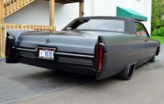 Spade Kreations 1966 Cadillac | scott597 | Flickr
