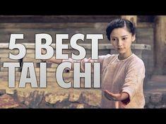 5 EASY Tai Chi Self Defense Techniques - #5 - YouTube