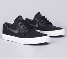 Nike SB Stafan Janoski Low-Black-Anthracite