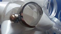 Ring hochglanz/ Grösse 22mm! 1A Zustand & tolles Design!  Für 45€!!! OVP: 75€