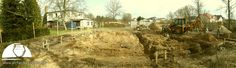 Nadzór archeologiczny nad wykopami pod fundament domu jednorodzinnego.