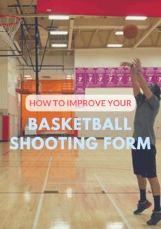 Learning how to shoot a basketball doesn't come naturally to everyone. In most cases, mastering the skill takes advice from coaches and elders, along with hours of practice. How to Improve Your Basketball Shooting Form Basketball Shooting Drills, Basketball Schedule, Basketball Tricks, Basketball Practice, Basketball Workouts, Basketball Skills, Basketball Coach, Soccer Games, College Basketball