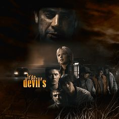 Devil's Trap by ArcGabriell.deviantart.com on @deviantART