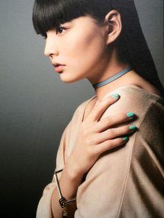 akimoto kozue Character Bank, Chokers, Cinema, Asian, Beautiful, Pop, Beauty, Music, Woman