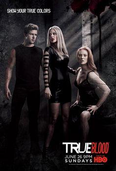 True colors Black (Season 4 Poster)