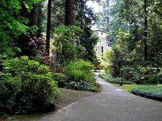 Monastery, The Grotto, Portland, OR