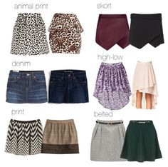 Lydia Inspired Skirts Part II | beautiful everything