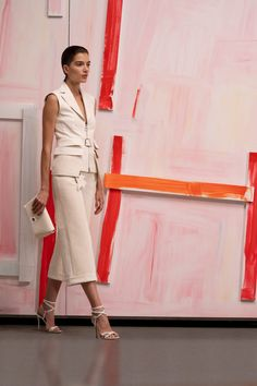 Akris Ready-To-Wear | Коллекции весна-лето 2021 | Париж | VOGUE Vogue Paris, Classy Outfits, Chic Outfits, Fashion News, Fashion Show, Fashion 2020, Women's Fashion, Fashion Trends, Catwalk Fashion
