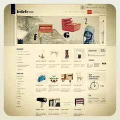 Buy your particular furniture on www.fedelehome.com #Flos #interior #Simongavina #design #modern #Morelato #design #desalto