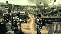 Resident Evil 5, PS4 ve Xbox One İçin 28 Haziran'da Çıkıyor
