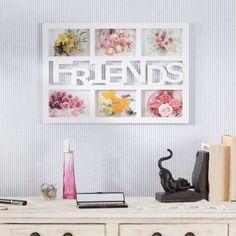 Rámček na fotografie FRIENDS 48x2x33cm     #ram#fotografie#denmatiek#darcek Shelves, Friends, Home Decor, Amigos, Shelving, Decoration Home, Room Decor, Shelving Units, Home Interior Design