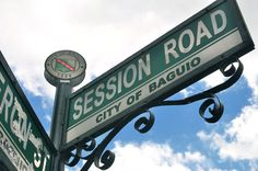 Session Road (Baguio City) && to the divisoria