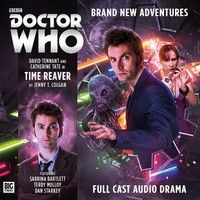 The Tenth Doctor Adventures: Time Reaver