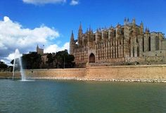 Beautiful #catherdal #palma www.sonjulia.com