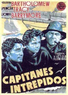 CAPITANES INTREPIDOS - 1937