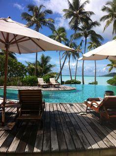 Living the Tahiti life