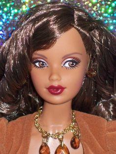 Miss Topaz Barbie