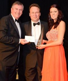 Congratulations to our own Nigel Clark, Managing Director of Momentum Energy, who was awarded Energy and Resources Executive of the Year at The CEO Magazine's 2012 Executive of the Year Awards.