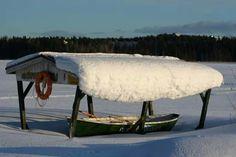 Pelastusvene, Honksun ranta, Siivikkala