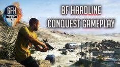 Battlefield Hardline Conquest Gameplay