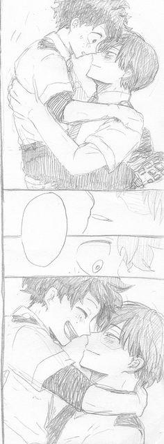 Vacaciones (Tododeku) - no pos nominacion My Hero Academia Episodes, My Hero Academia Memes, Hero Academia Characters, Anime Characters, Boku No Hero Academia, My Hero Academia Manga, Anime Love, Anime Guys, Lgbt Anime