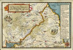 The Border Reivers - info page put together by a descendant of the Border Reiver Potts family (lived on the English side of the border).  Contains a Border Reiver family name list, basic historical timeline, etc.