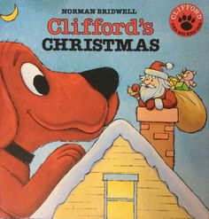 Clifford's Christmas by Lonestarblondie on Etsy