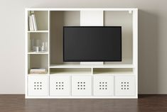 Lappland Tv Storage Unit, White