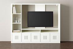 White Gloss TV Stand