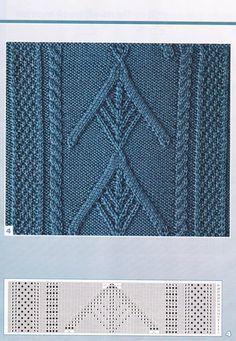 model de tricotat gratuit 3