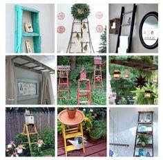 (3) Idées... Jardin, terrasse, balcon ...