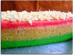 bolu kukus singkong / steamed cassava cake