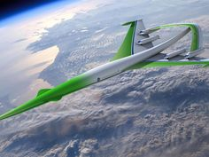 Future Supersonic Aircraft - Bing Images