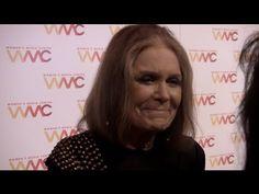 Gloria Steinem and Sarah Hoye | Women's Media Center 2012 Awards