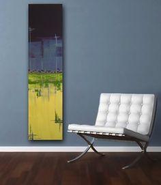 original abstract modern painting - THE NeTWORK - gallery fine art original… Home Wall Decor, Art Decor, Bauhaus, Contemporary Interior Design, Barcelona Chair, Home Art, Interior Architecture, Furniture Design, The Originals
