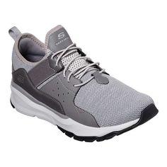 8cac6106 Men's Skechers Relven Arkson Sneaker - Light Gray Sneakers Zapatillas,  Zapatillas Deportivas Grises, Nike