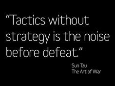 "Sun Tzu ""The Art of War"""