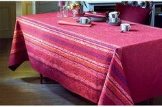 Mille Leochic Tablecloth by Garnier-Thiebaut.