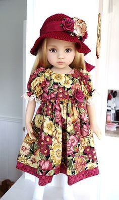 Tauni Outfit for Dianna Effner Little Darlings