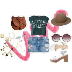 """NH3+H20"" by nevyanna on Polyvore"