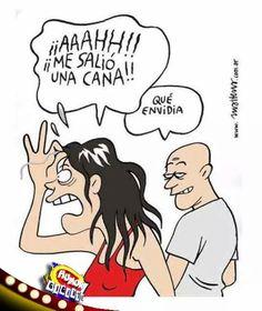 Envidia http://www.grafichistes.com/graficos/envidia/ - #Chistes #Humor http://www.grafichistes.com