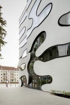 Schlump ONE by J. Mayer H. Architekten  #architecture #building #office