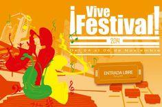 Vive Festival es un evento paralelo a la #TempoArte conoce toda la información en www.temporadadelarte.com