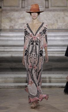 """Yahoo Style UK — Alice Temperley In Her Own Words: Creating """"A..."""