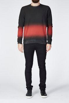Religion Filter Fade Sweatshirt