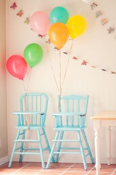 Possible paint color for Lila's Birthday high chair.