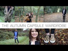 The Autumn Capsule Wardrobe   ViviannaDoesMakeup